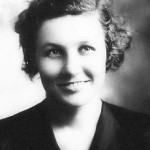 Frances Zaunmiller in a 1936 photo taken in Texas before she fled for Idaho to avoid the law.