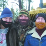 """No redneck need be without a beard this winter. """"Beardies"""" are one of the redneck gifts available in the area."""