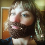 """Anyone can be bearded with a """"beardie"""" by Blake Harrington of Clarkston."""
