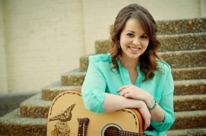 Courtesy of Jessica Greene Sharrard opens for Taylor Hicks Saturday.