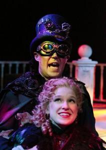 "The Nebraska Theatre Caravan perform at Washington State University with their rendition of ""The Fantasticks."""
