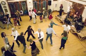 Palouse Folklore Dancing