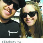 The dating app Tinder uses your Facebook information to broadcast your picture and info to nearby singles.