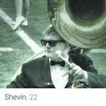 Shevin Halvorson