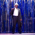 Dean Davis will play James Brown at Satuday's fundraiser for the Lewiston Civic Theatre.