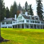 The Clark House on Hayden Lake