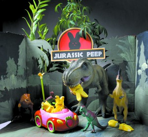 Create your own peeps diorama and it could be featured on the cover of Inland 360.
