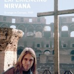 Pavitt's book is a photo journal of the eight days when Nirvana first took Europe by storm.