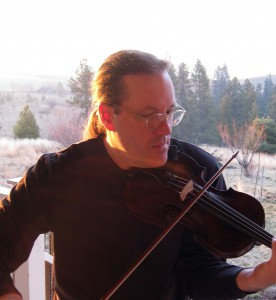 Paul Smith has played fiddle for 45 years.