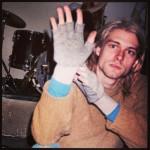 Pavitt's candid shots capture a young Kurt Cobain on the brink of stardom.