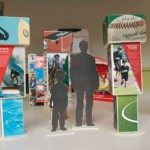 "The Smithsonian exhibit ""Hometown Teams"" examines how sports shape American life."