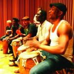 The Sounds of West Africa drumming and dancing workshop begins June 12 at the University of Idaho.