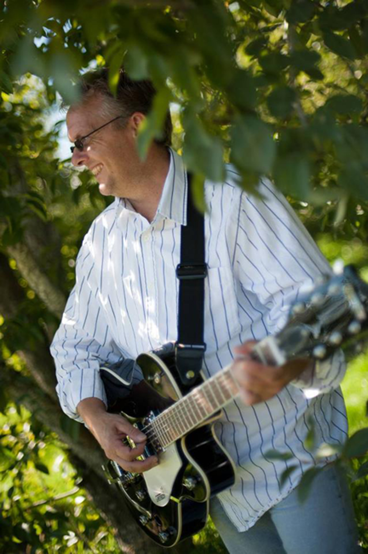 A genre unto himself: Opening for Christopher Cross is the next big gig for versatile troubadour Mark Holt