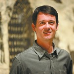 Ryan Hardesty is the new curator at the WSU Museum of Art.