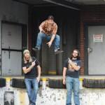 Trenton Meeds, Austin Moody and Mason McCroskey.