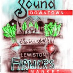 Sound Downtown will offer live music at 6 p.m. Saturdays this summer in Lewiston.