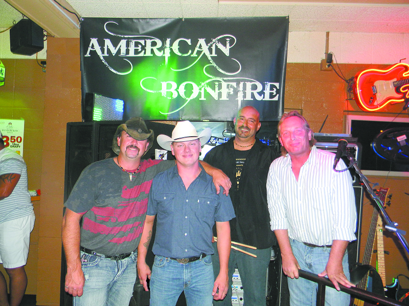 Mixing music and fun; Country band visits Potlatch for EMT and firefighter fundraiser