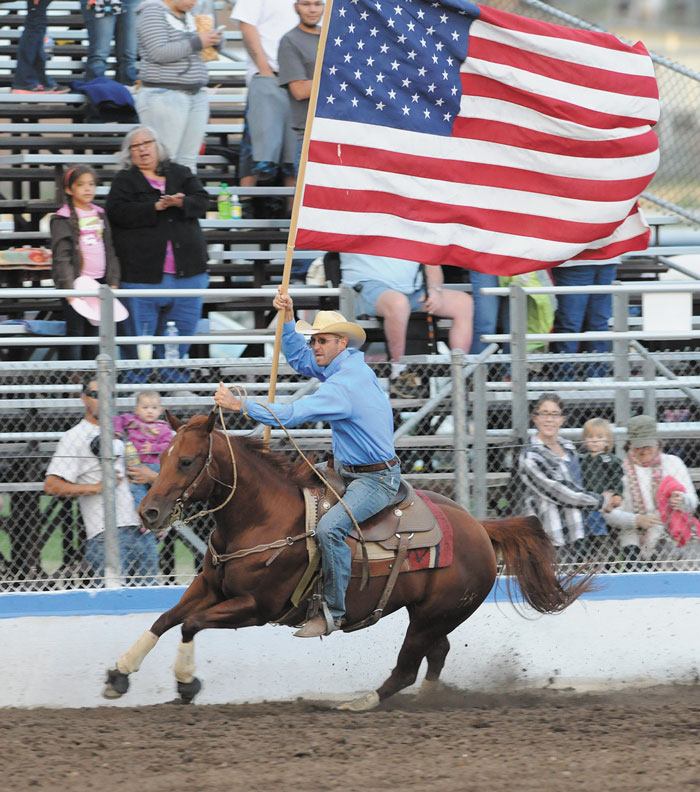 You Were There: Lewiston Roundup