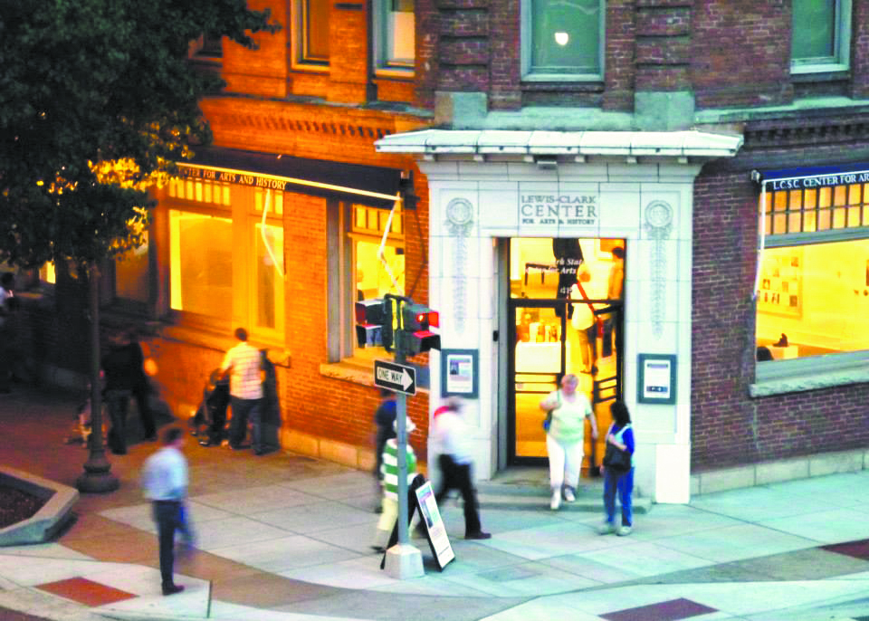 Lewiston's Art Walk a three-day affair for art lovers of all ages and abilities