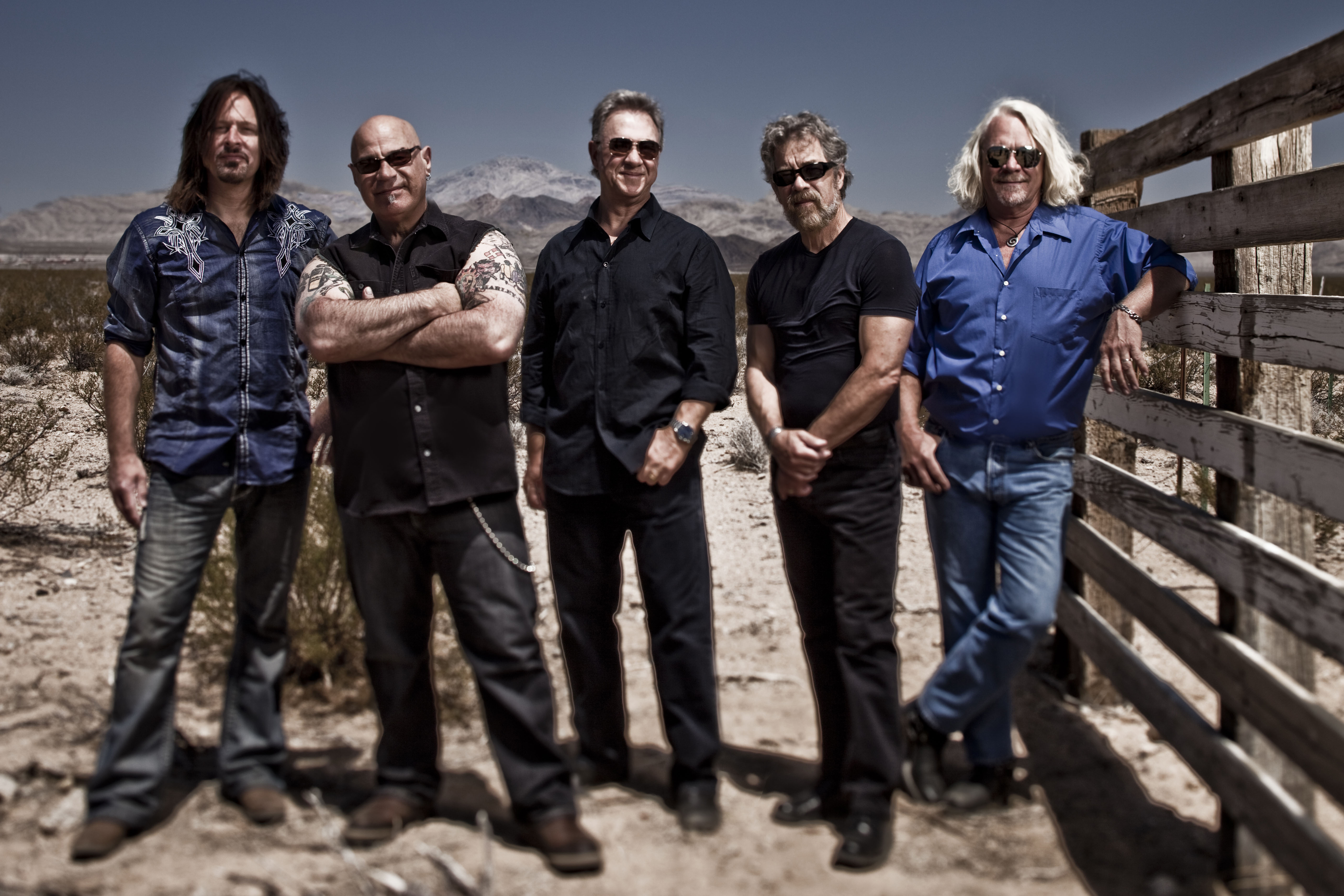 Keepin' on Chooglin':  Reconstituted '60s rock giant Creedence Clearwater Revisited makes a stop in Pullman as part of its world tour