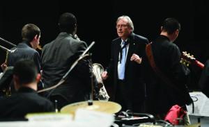The Washington State University Jazz Big Band