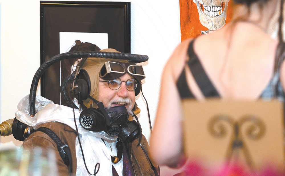 Steampunk Machines: You Were There 10/30/2014