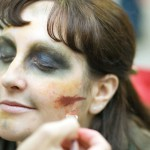 A Zombie-fication Station will transform the living into the undead for Lewiston's first Zombie Walk.