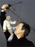 More than Marionettes: Puppeteer Joe Cashore brings his lifelike show to WSU venue