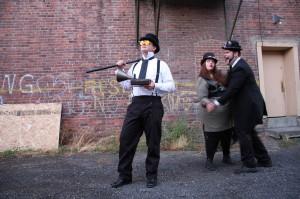 steampunk_fashion Chris Aronen Jennifer Opdahl and Wayne Yocom