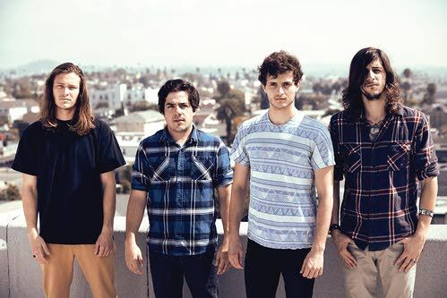Alt band all about energy: Los Angeles-based ACIDIC to visit Lewiston for second time