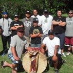 Members of Lightning Creek will perform at the 2014 Native American Music Awards ceremony.