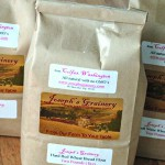 Joseph's Grainery is based in Colfax, Wash., and carries a wide variety of mixes, grains and flours, including gluten free.