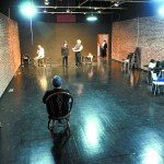 Abuzz Theater Company has set up shop in its own quarters at 909 6th Street in downtown Clarkston.