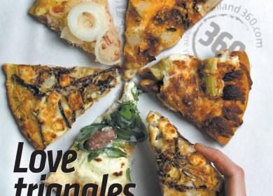 Love Triangles Cover