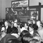 Local music fans dance at Casey's to the hip sound of Paul Revere and the Raiders. The band visited the Lewiston venue numerous times.