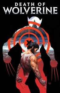"""The Death of Wolverine"" has beautiful art and an emotional story."