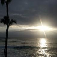 Kona, Hawaii 2014 Sunset 1