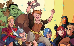 Squirrel Girl a fun, funny comic for everyone to enjoy.