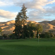 Clarkston Golf and Country Club at sunrise