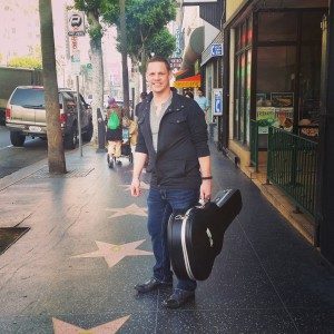 "Chad Bramlet visited Los Angeles in his latest attempt to get on TV's ""The Voice."""