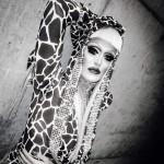 It takes Matt Brown three hours to transform into his drag queen personality, Ivanaha Fusionn.
