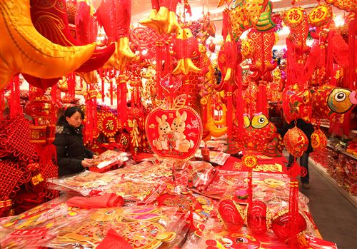 Chinese New Year Traditions Say Yes To Red Shun The Number Four Inland 360