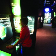Creatures-that-glow show: Mysteries explored in Pullman exhibit