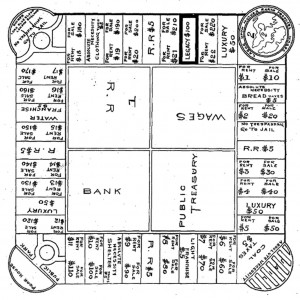 """Elizabeth Magie Phillips invented a board game called """"The Landlord's Game,"""" which later became Monopoly."""