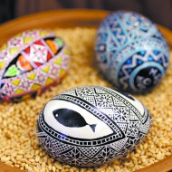 Shelling out advice: learn to decorate Ukrainian-style eggs