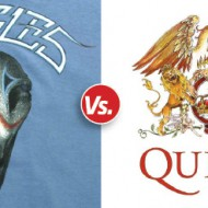 It's the Eagles vs. Queen for all the marbles