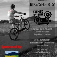 Improving the trail, one film at a time: Latah Trail Foundation brings short film series to raise money