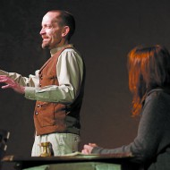 Theater company finds new home at the Kenworthy, opens Shaw tribute