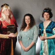 Latest Lewiston Civic Theatre production is cross-dressing farce