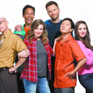 'Community' revived, but there's something not quite right in Greendale